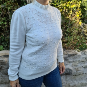 Pullover Soyaconcept creme